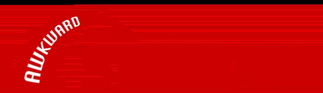 Awkward Silence Rails Logo