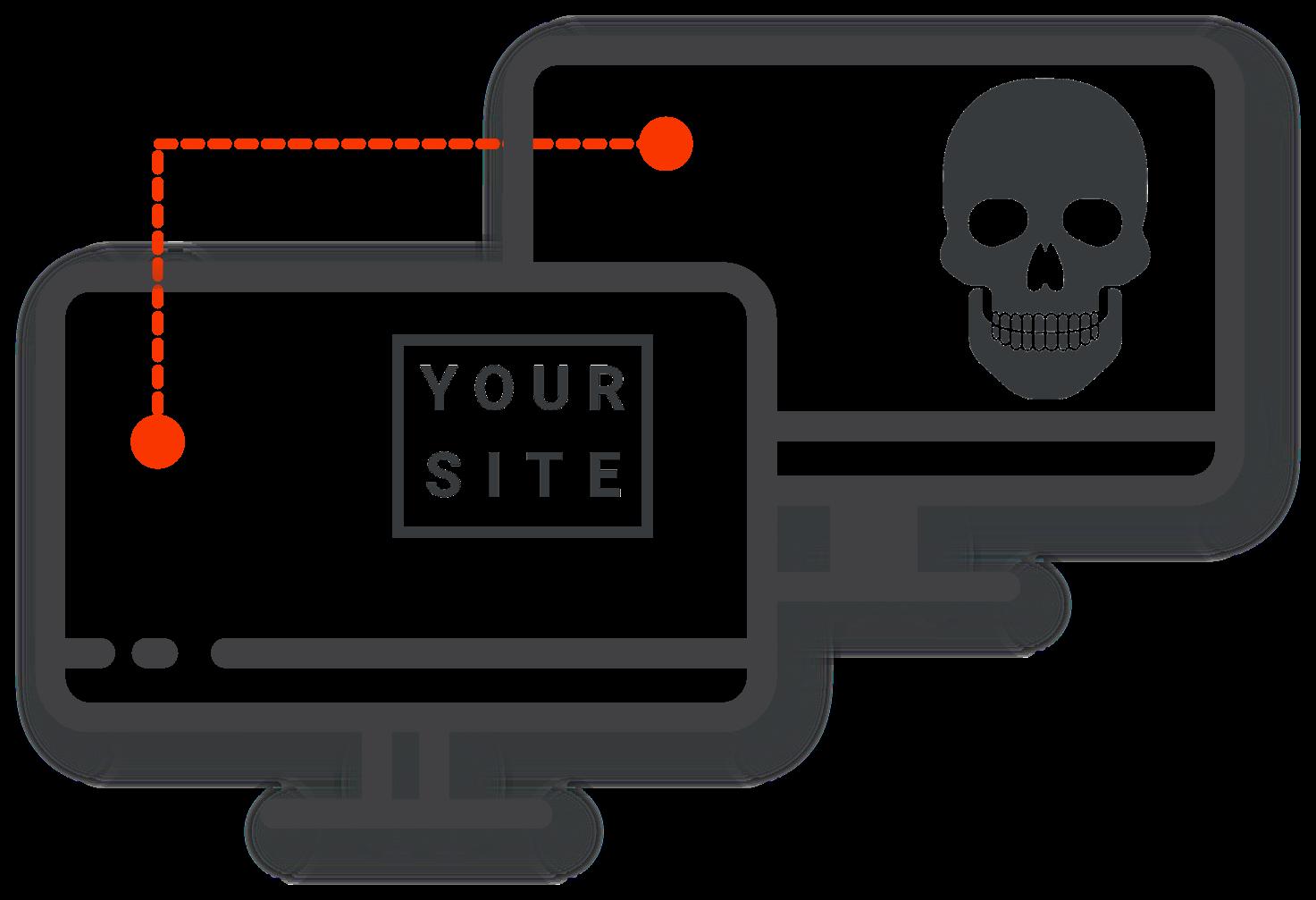 Cross-Site Scripting icon